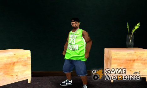 Новый парень с Грув v3 для GTA San Andreas