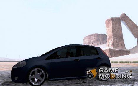 Fiat Punto for GTA San Andreas