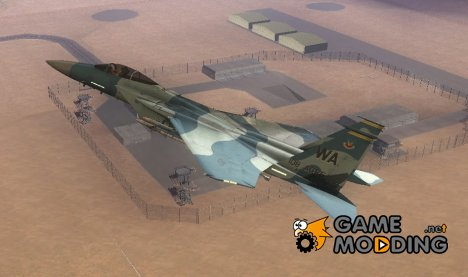 F-15C Eagle(Enchaced Version) for GTA San Andreas