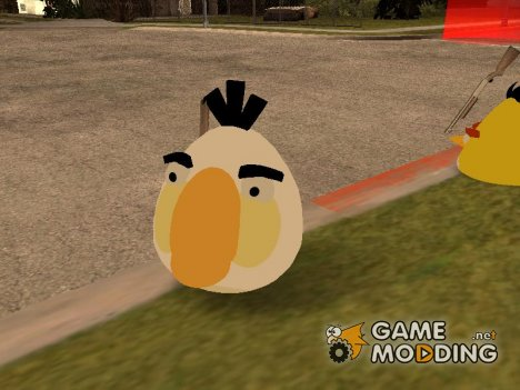 White Bird from Angry Birds для GTA San Andreas