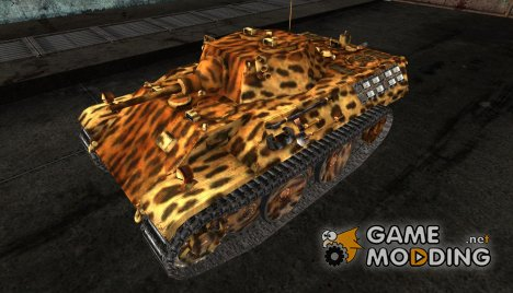 VK1602 Leopard 21 для World of Tanks