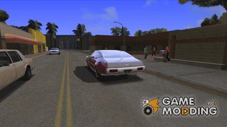 HD отражения 2 v.3.7.2 for GTA San Andreas