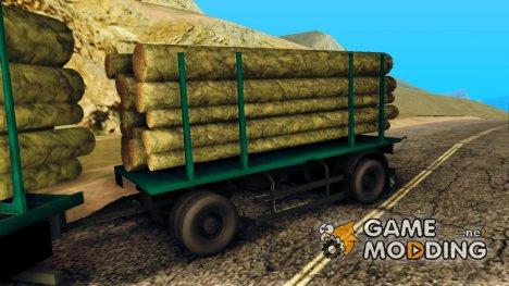 Прицеп для Маз 6430 for GTA San Andreas