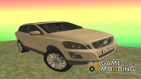 2009 Volvo XC60 for GTA San Andreas