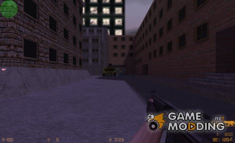 Teh Snake's Default MP5 Re-Texture for Counter-Strike 1.6