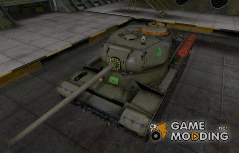 Зона пробития ИС для World of Tanks