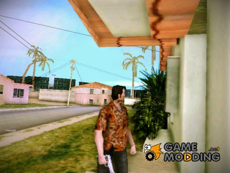 Max Payne v.2 для GTA Vice City