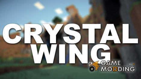 Crystal Wing for Minecraft