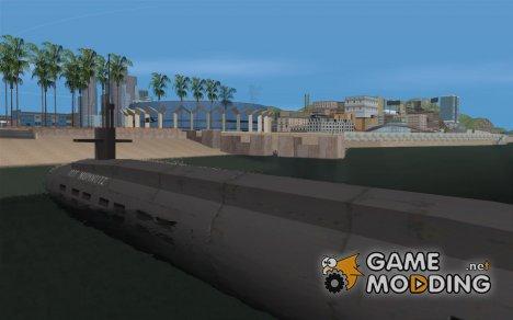 Субмарина for GTA San Andreas
