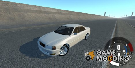 Toyota Chaser for BeamNG.Drive