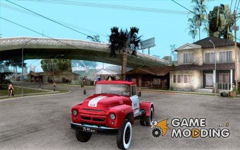 Пожарный автомобиль АВ-6 (130В1) для GTA San Andreas