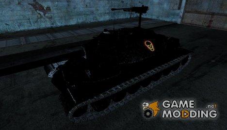 Шкурка для ИС-7 (меняющий цвет) для World of Tanks