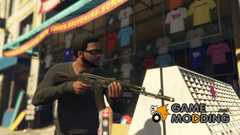 AK-74M for GTA 5