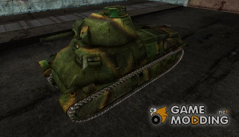 Шкурка для PzKpfw S35 739(f) для World of Tanks