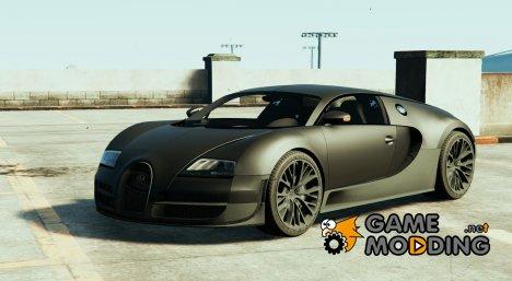Bugatti Veyron Super Sport для GTA 5