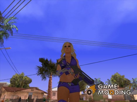 Michelle McCool  WWE for GTA San Andreas