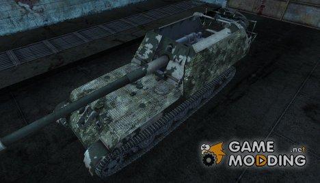 Шкурка для Gw-Tiger for World of Tanks
