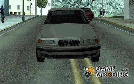 BMW E36 в стиле SA для GTA San Andreas