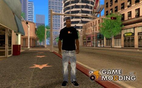 Модные Джинсы 2 for GTA San Andreas