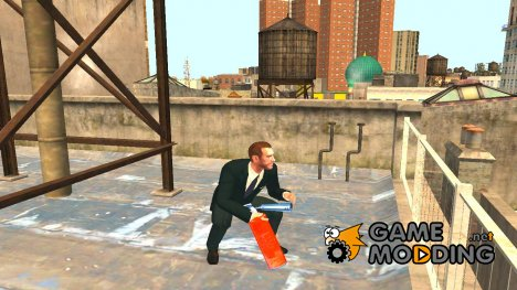 Огнетушитель for GTA 4