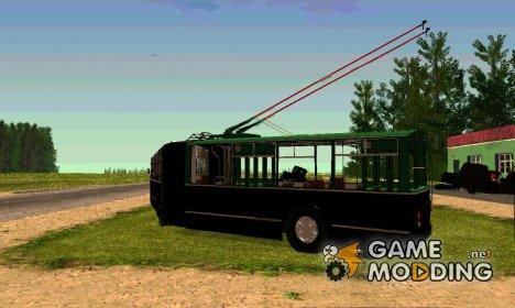 Прицеп к ЗиУ-683 for GTA San Andreas