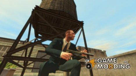 Beretta 92 Silenced v.3 for GTA 4