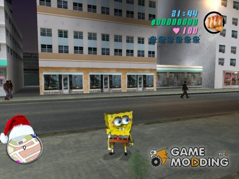 Sponge Bob for GTA Vice City