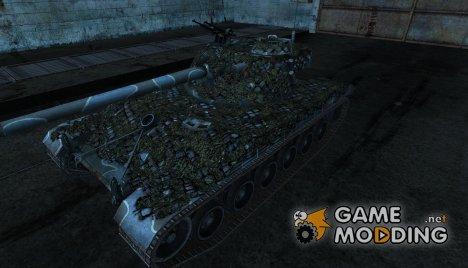 Шкурка для Bat Chatillon 25 t №8 for World of Tanks