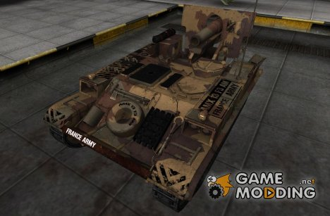 Шкурка для AMX 13 F3 AM для World of Tanks