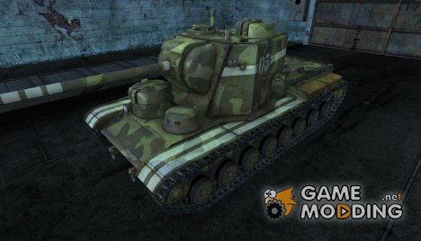 КВ-5 12 for World of Tanks