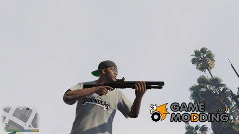 Tactical Shottie для GTA 5