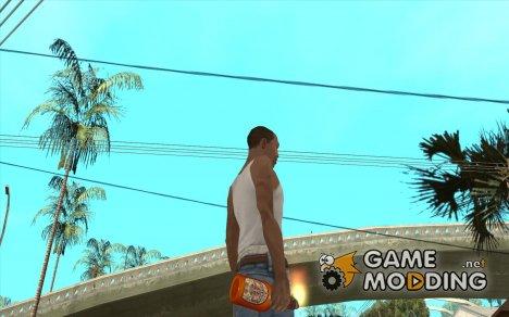 Коктейль Молотова для GTA San Andreas