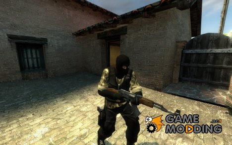 Darkelfas MGS Swamp Terror Reborn for Counter-Strike Source
