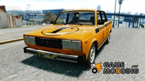 ВАЗ 2105 Такси for GTA 4