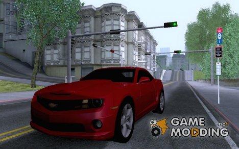 Chevrolet Camaro SS 2010 for GTA San Andreas