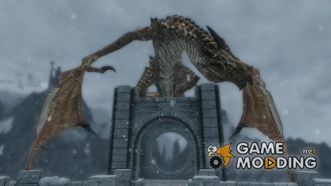 Greater Dragons for Skyrim для TES V Skyrim