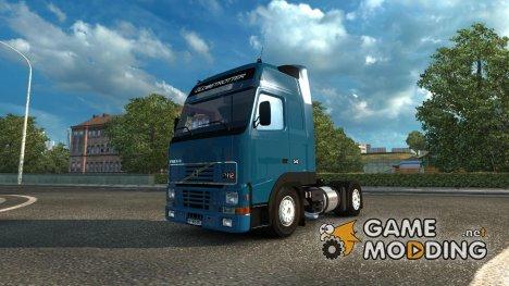 Volvo FH12 edited by Solaris36 v 2.0 for Euro Truck Simulator 2