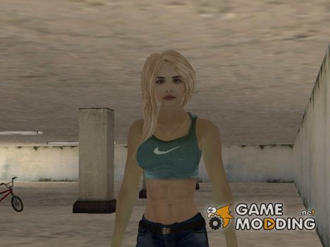 Chloe Moretz for GTA San Andreas
