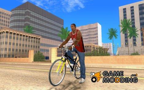 KTM Bike beta for GTA San Andreas
