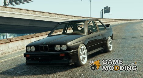 1991 BMW E30 Drift Edition для GTA 5