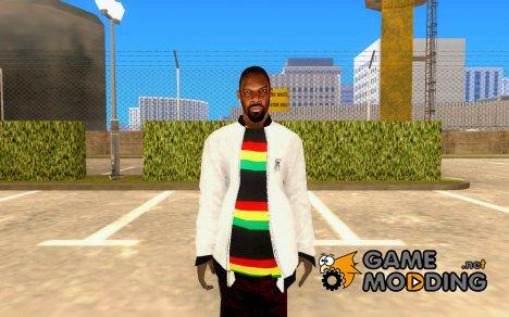 Jamaican rival for GTA San Andreas