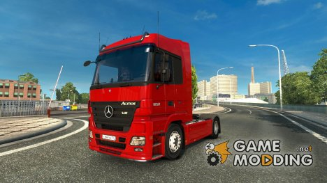 Mercedes MP2 v 6.0 для Euro Truck Simulator 2