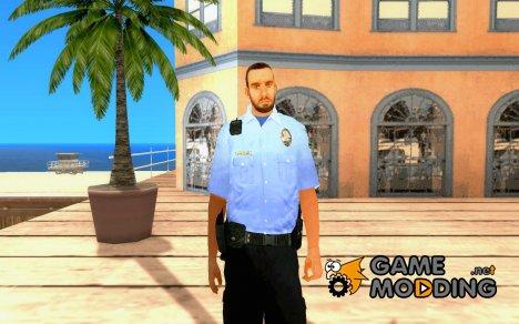 Azeri Polis for GTA San Andreas