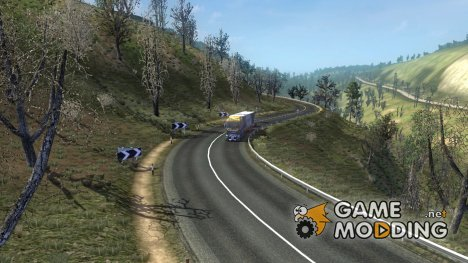 Autumn v 3.0 for Euro Truck Simulator 2