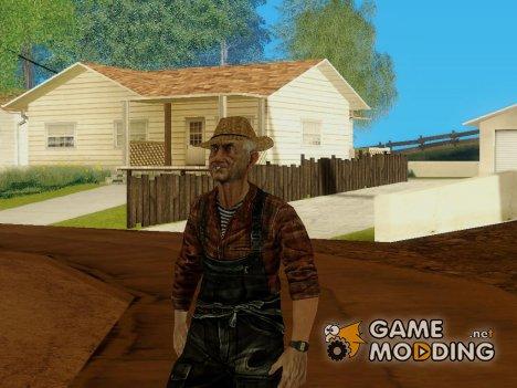 Фермер вер.2 исправленная и дополненная for GTA San Andreas