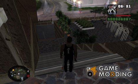 Новые текстуры ресторана Bonafide для GTA San Andreas