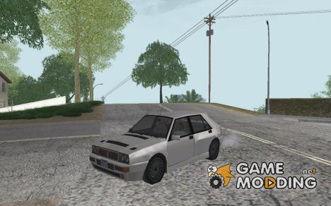 Lancia Delta for GTA San Andreas