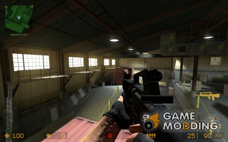 M16A2M203 For FAMAS для Counter-Strike Source