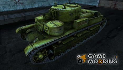 T-28 для World of Tanks
