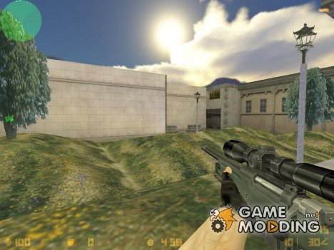 as_slum для Counter-Strike 1.6